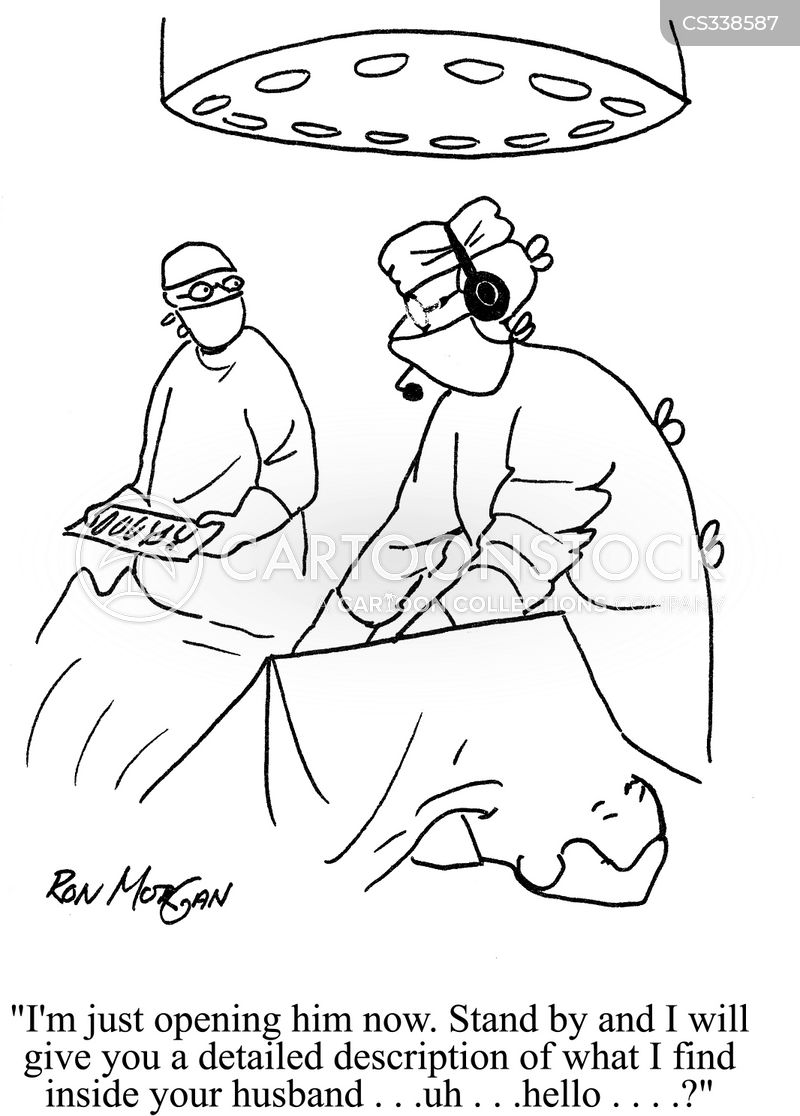 Open Heart Surgery Cartoons And Comics Funny Pictures From