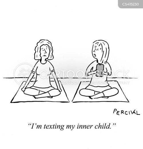 inner kid cartoon
