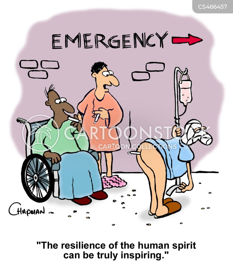 resilient cartoon