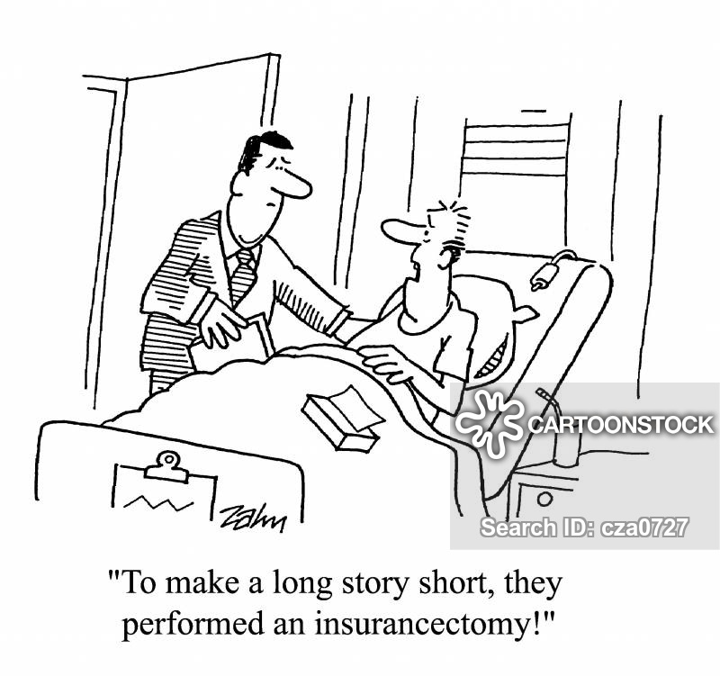 insurors cartoon