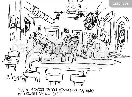man chat cartoon
