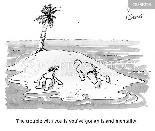 mentality cartoon