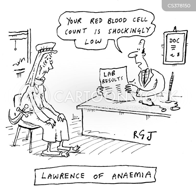 lawrence of arabia cartoon