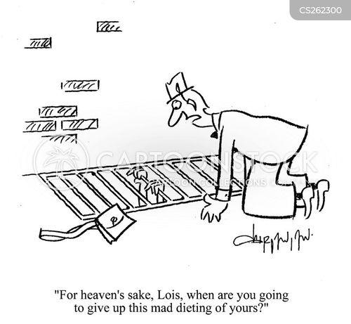 weight watchers cartoon
