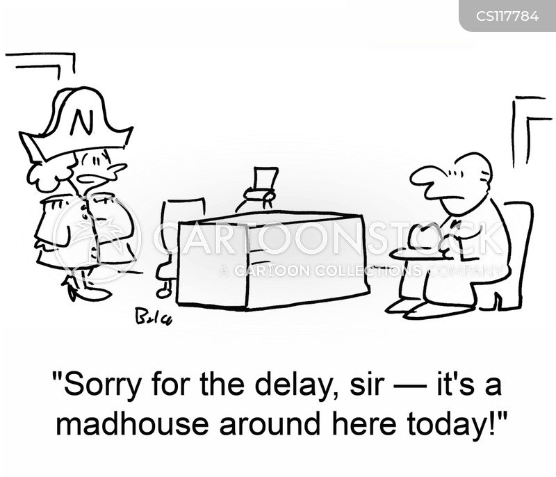 mad house cartoon