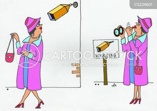 female vanity cartoon