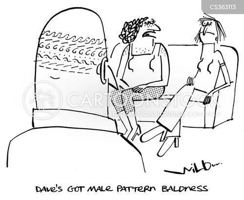 hairless cartoon