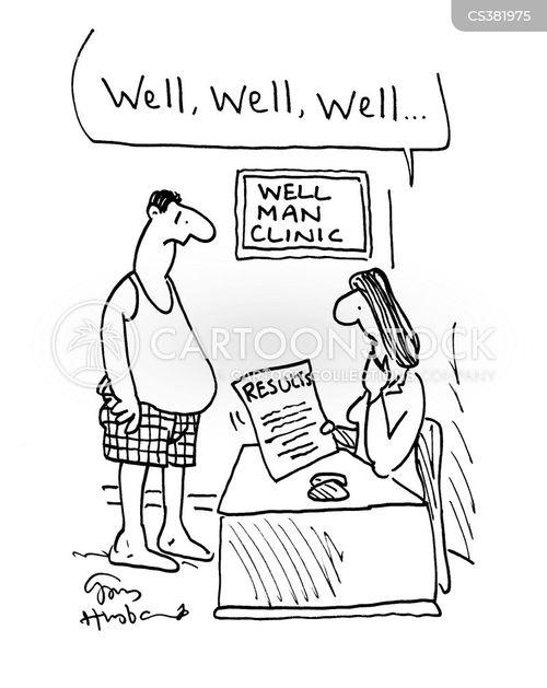 mens health cartoon