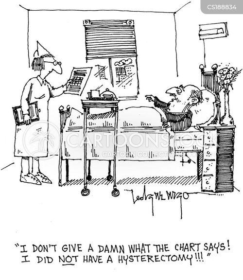 hysterectomy cartoon