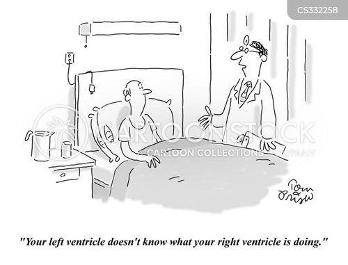 hospitalise cartoon