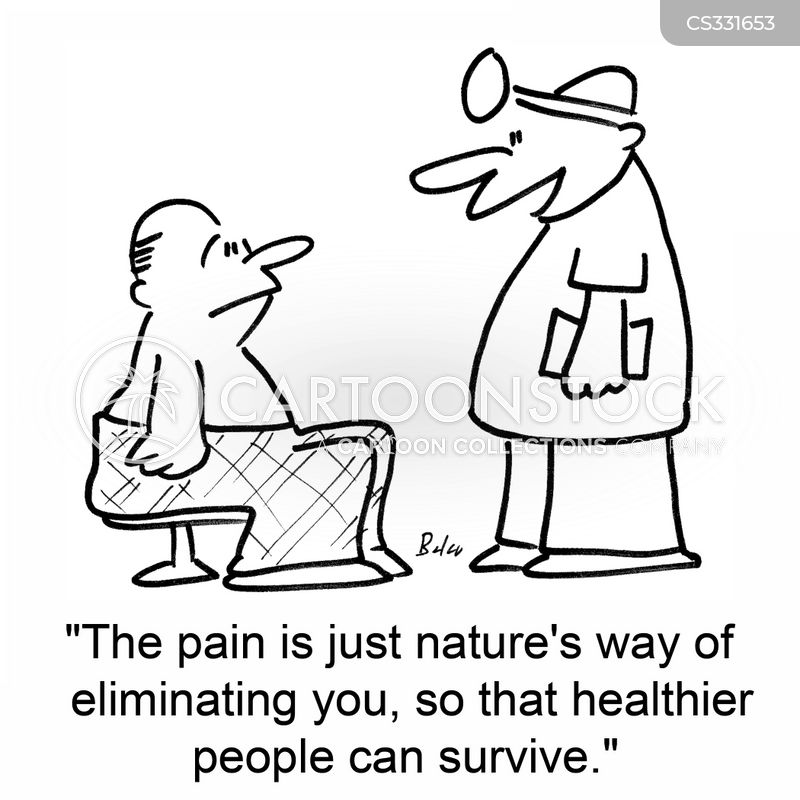 healthier cartoon