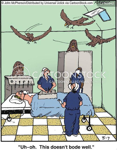buzzards cartoon