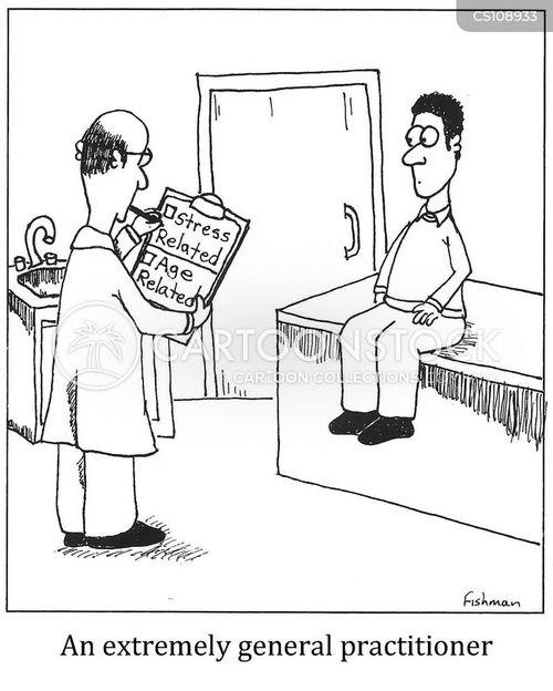 Diagnostics Cartoons and Comics - funny pictures from