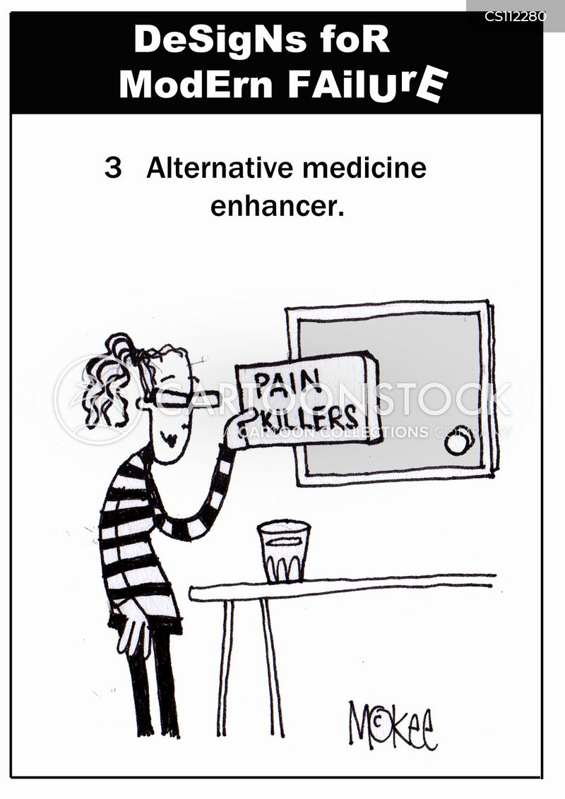 Homeopathic Drugs Cartoons and Comics - funny pictures from