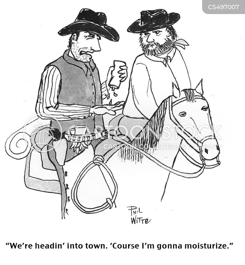 moisturizer cartoon