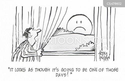 sun-rise cartoon