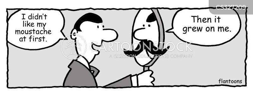 male vainness cartoon