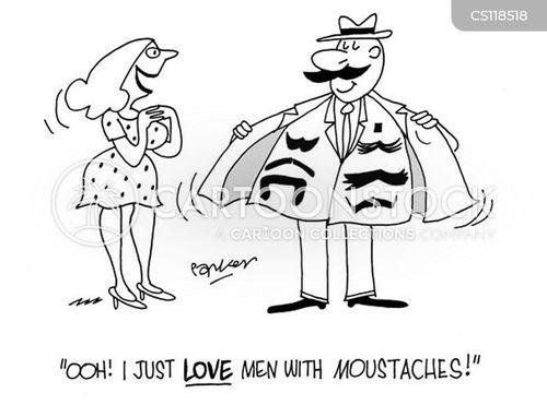 sexual attraction cartoon