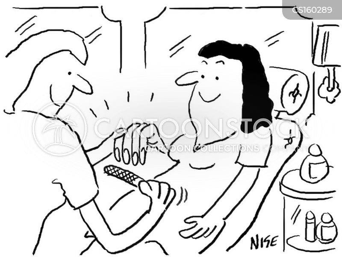 nail varnish cartoon
