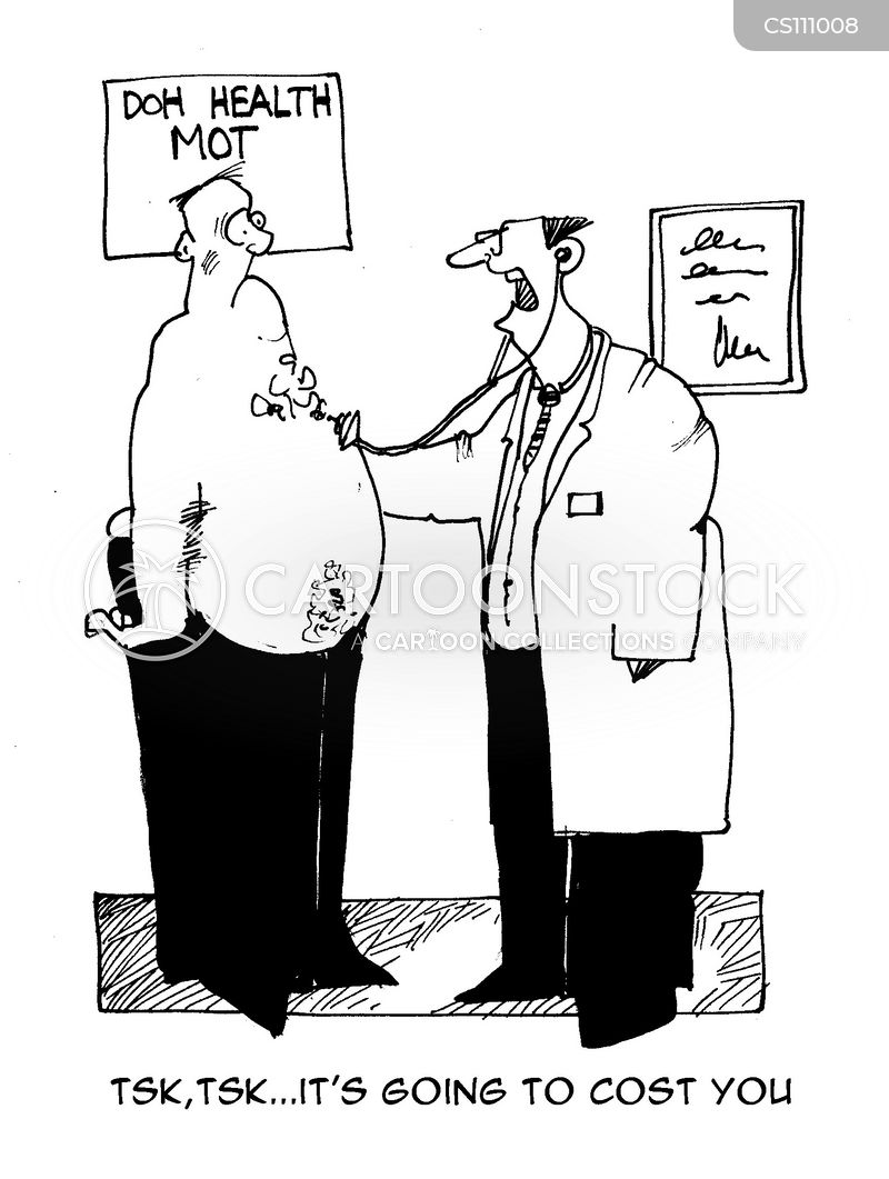 health check up cartoons and comics funny pictures from cartoonstock