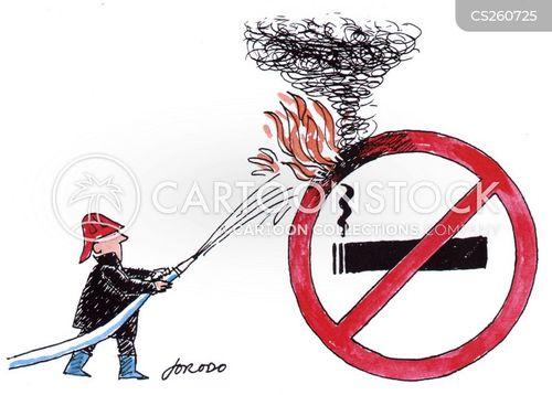Anti Smoking Ads Cartoon Anti Smoking Campaign Cartoon