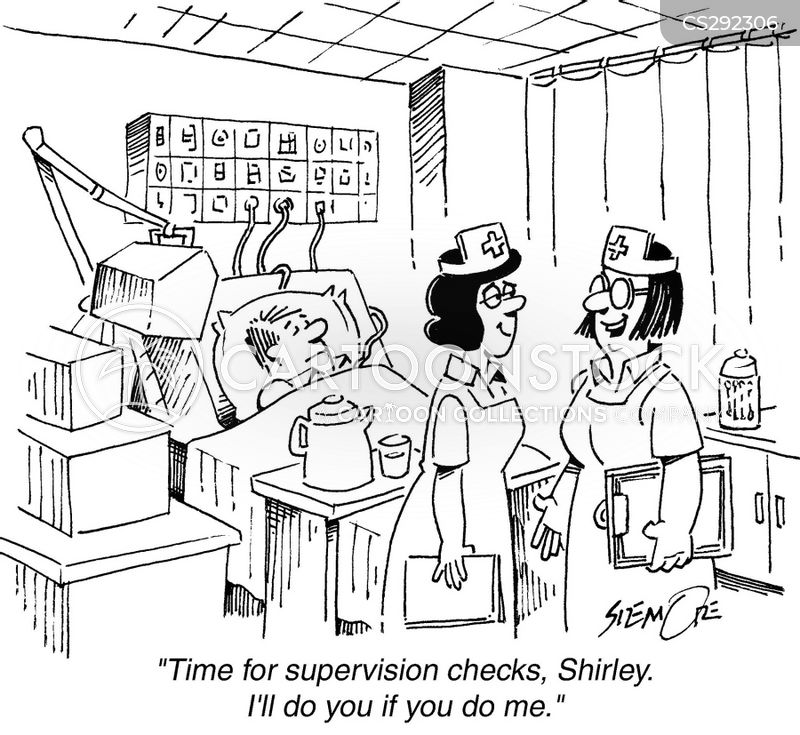 Supervision Cartoons and Comics - funny pictures from ... |Funny Cartoons Supervision