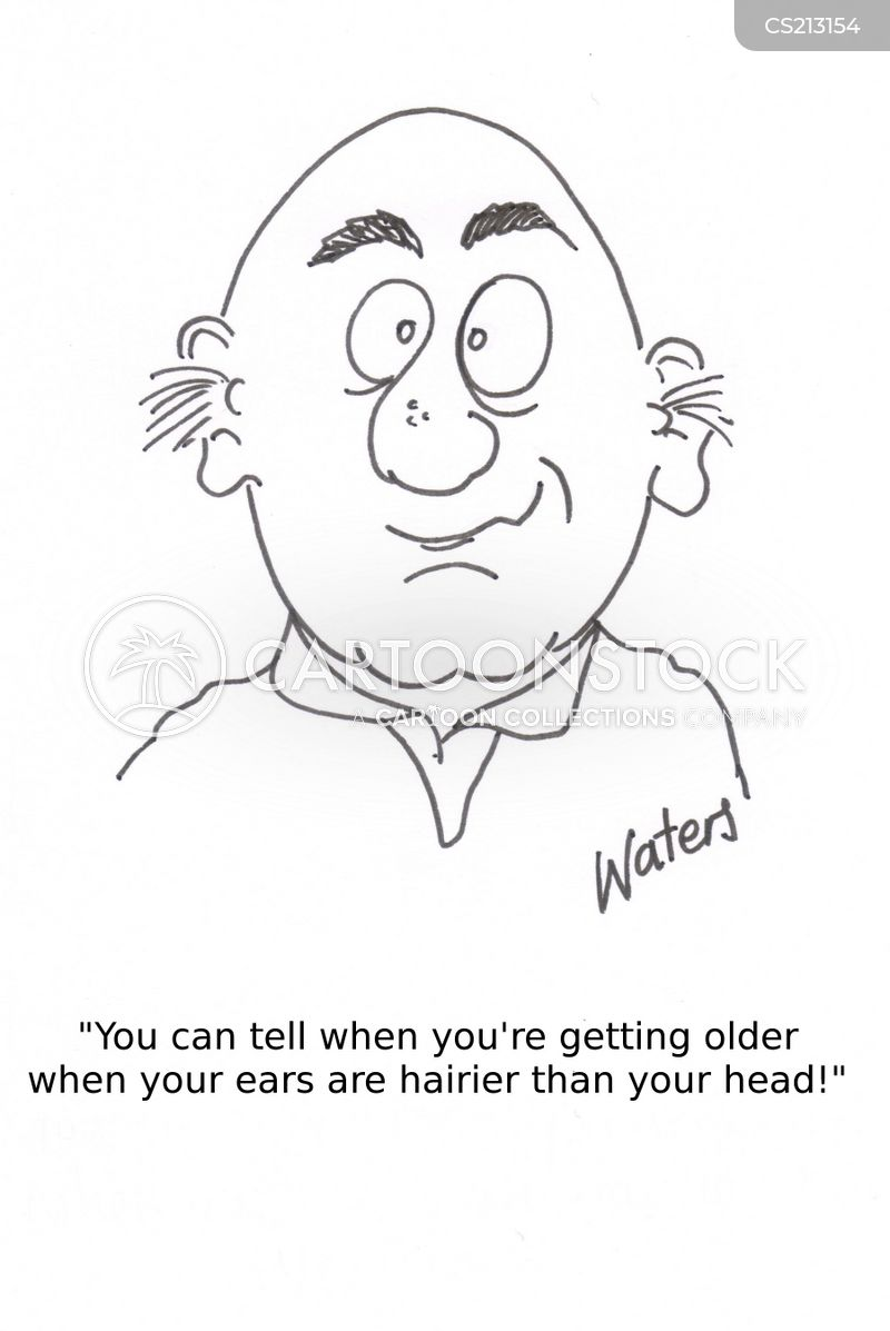 old folk cartoon