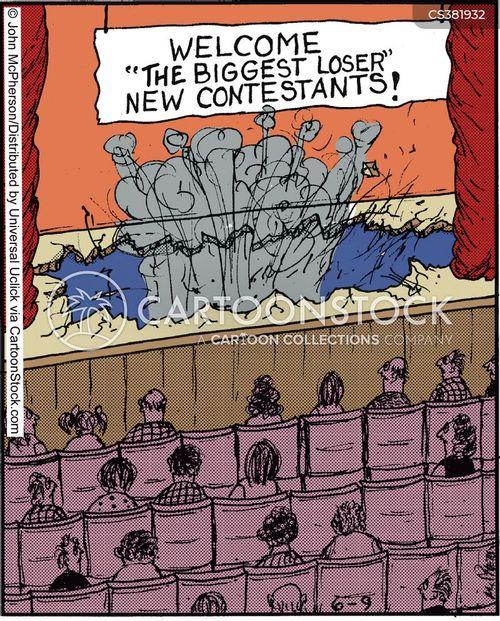 fat camps cartoon