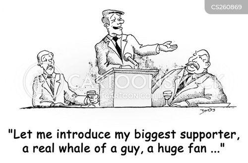 banquets cartoon