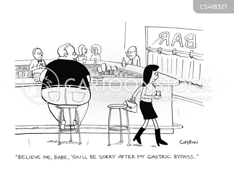 Weight Loss Surgery Cartoons And Comics Funny Pictures From