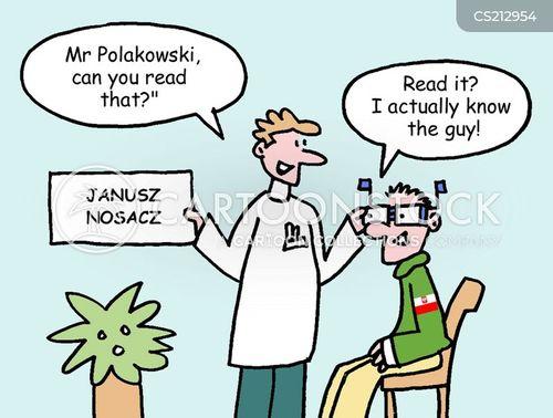 hopsitals cartoon