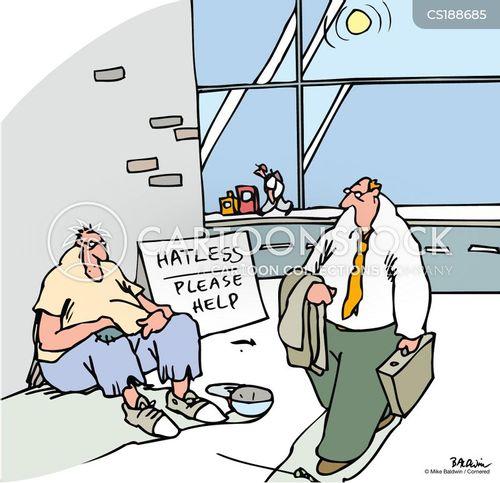 sunburnt cartoon
