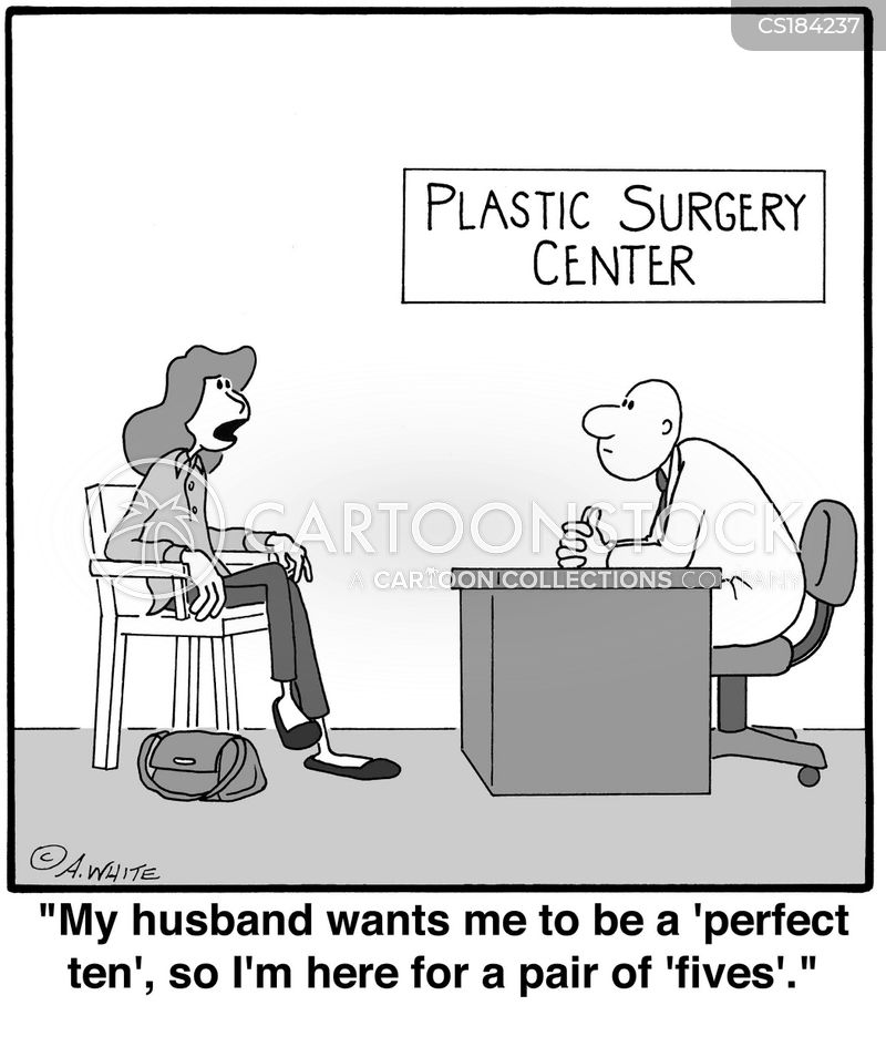 breast enlargement cartoon