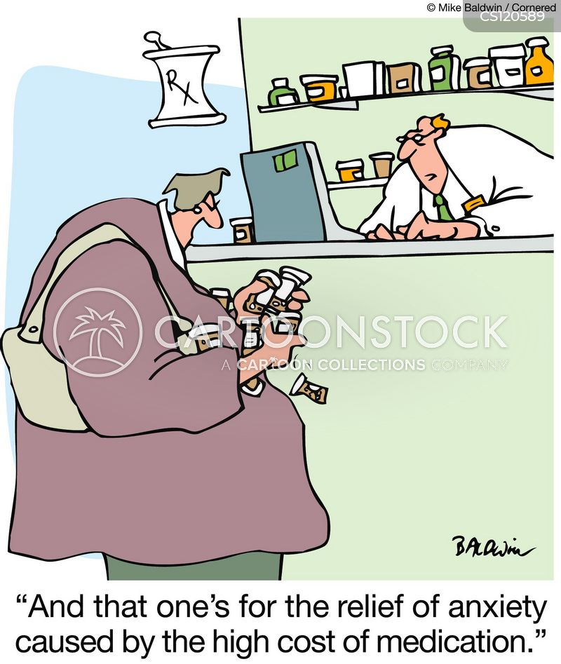 Image result for prescription charges cartoon