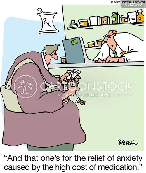 Image result for cartoon high drug costs