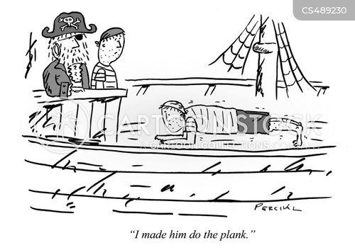 mutineers cartoon