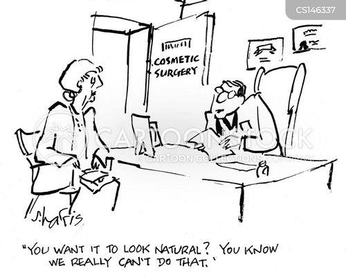 vanities cartoon