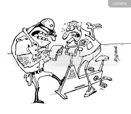 fined cartoon