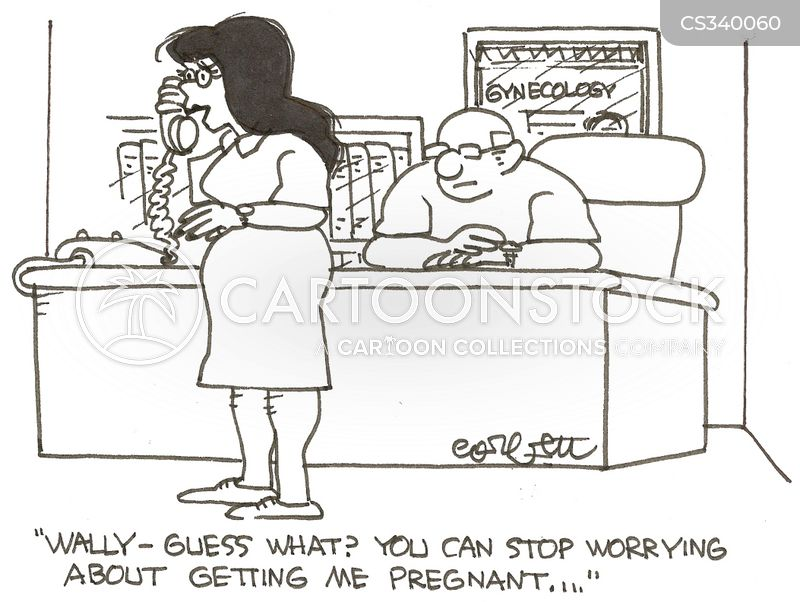 unwanted pregnancies cartoon