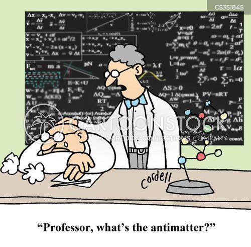 matter cartoon