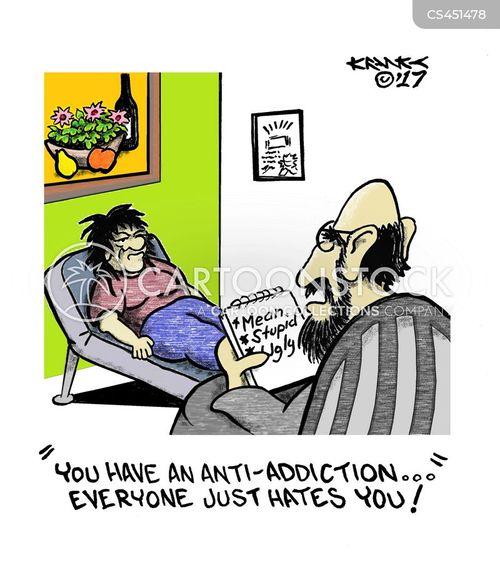 confirm cartoon