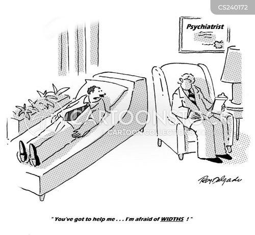 acrophobe cartoon