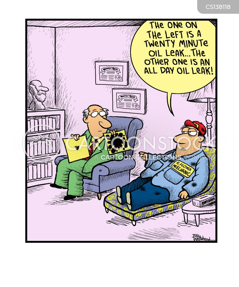 Oil Leaks cartoons, Oil Leaks cartoon, funny, Oil Leaks picture, Oil Leaks pictures, Oil Leaks image, Oil Leaks images, Oil Leaks illustration, Oil Leaks illustrations