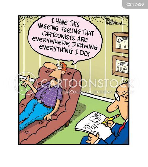 cartooning cartoon