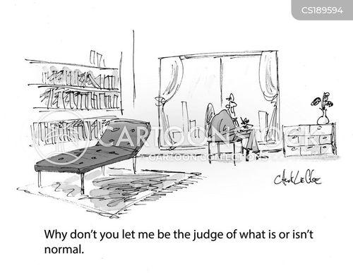 normality cartoon