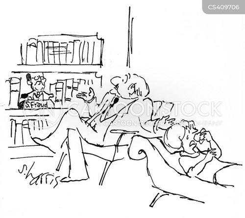 psychoanalyze cartoon