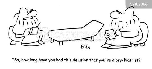 deluding cartoon