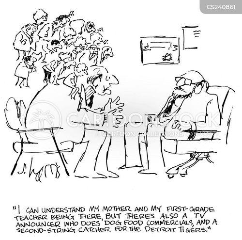 analytical cartoon
