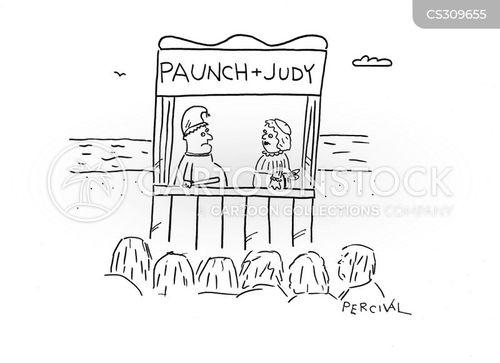 paunch cartoon