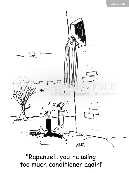 repunzel cartoon
